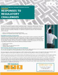 Responses To Regulatory Challenges