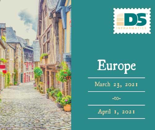 Europe Virtual CMC Roadshow.
