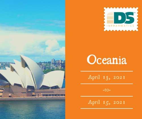 Oceania Virtual CMC Roadshow