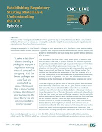 Establishing Regulatory Starting Materials & Understanding the ICH