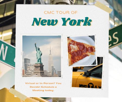CMC Hybrid Tour, New York