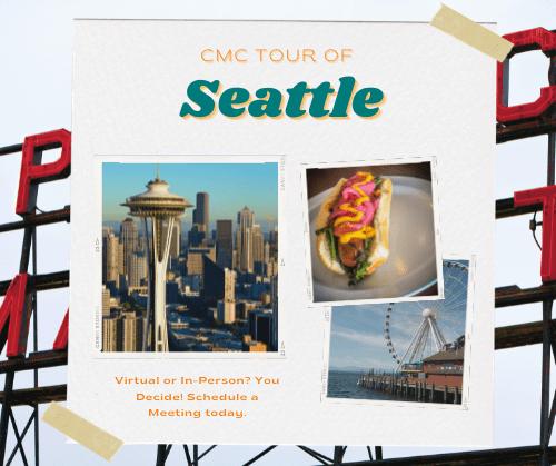 CMC Hybrid Tour, Seattle, WA